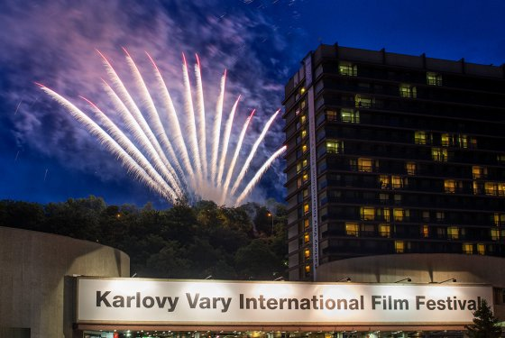 The Karlovy Vary International Film Festival
