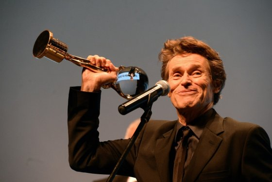 Herec Williem Dafoe