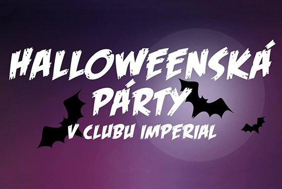 Halloween party in Imperial Club
