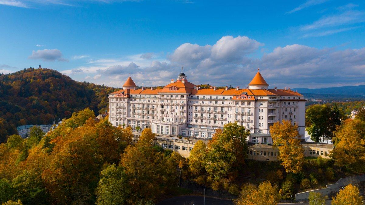 Karlsbad  Sterne Hotel