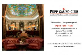 Pupp Casino Club