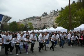 "Food Festival Karlovy Vary - ""Run, waiter, run"""