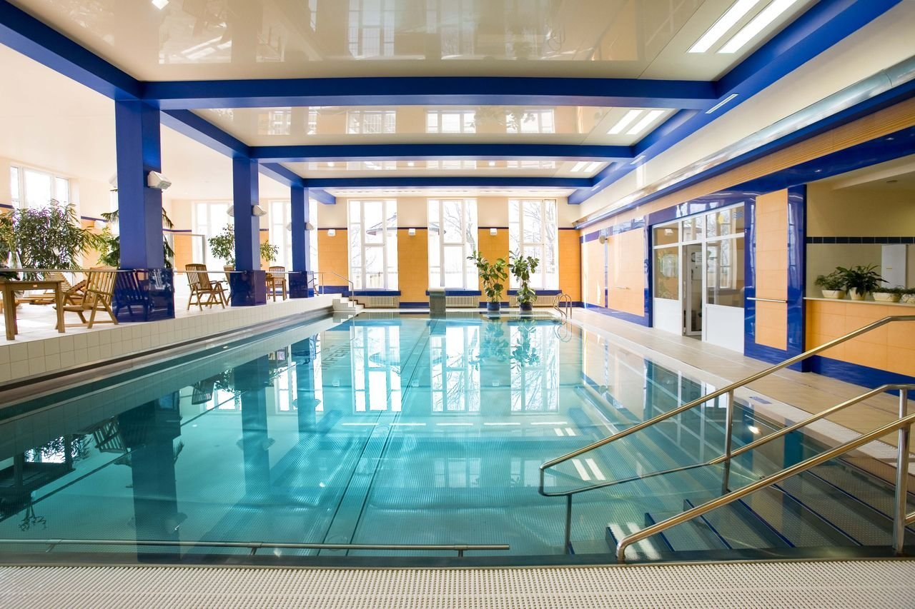 Hotel Wien Swimmingpool